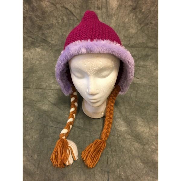 Frozen Anna knit headpiece