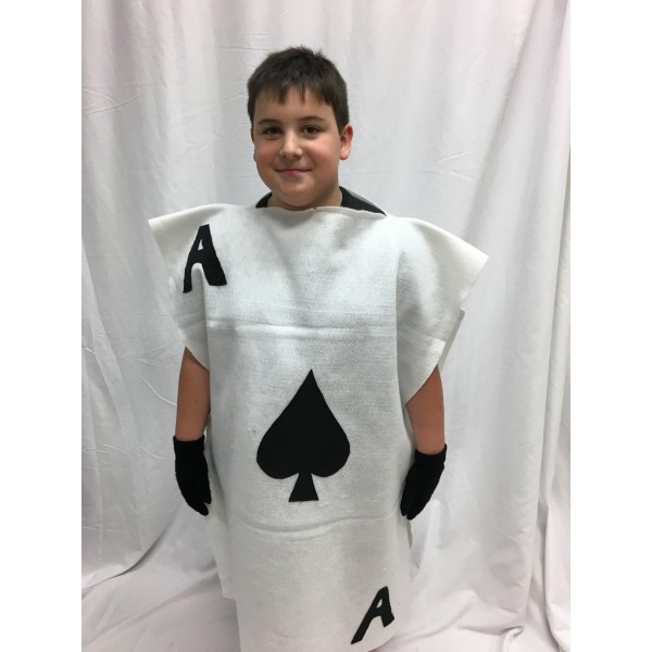 Alice Playing Card Costumes