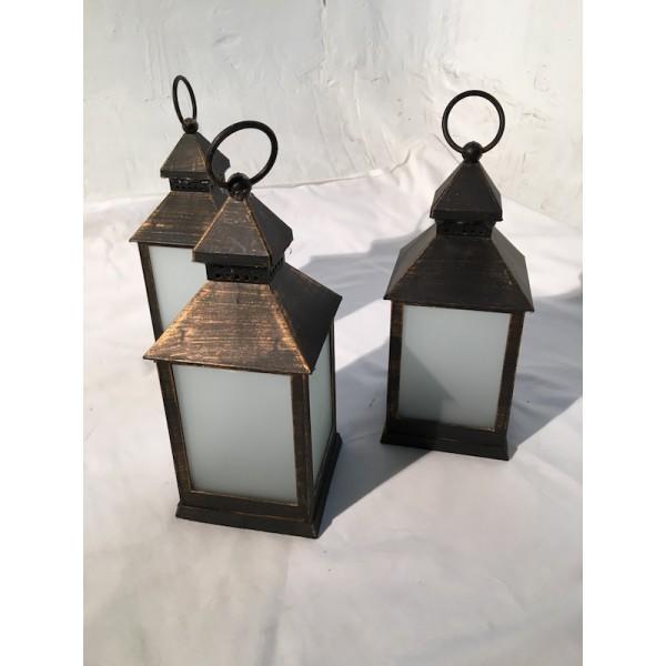 Lantern, Plastic