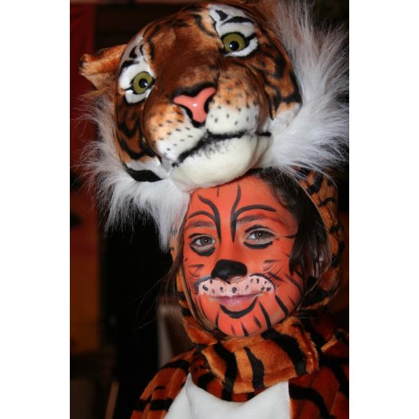 Tiger, Orange 3