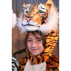 Tiger, Orange